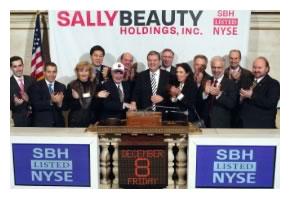 History Timeline – Sally Beauty Holdings, Inc